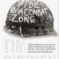 KÖNYV: If I Die In A Combat Zone (Tim O'Brien)