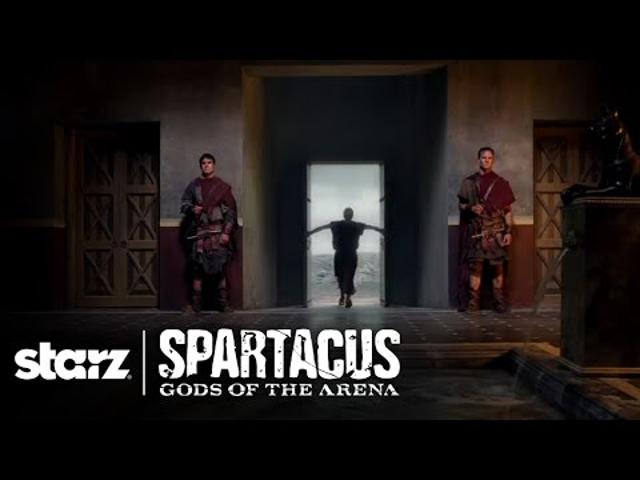 SOROZAT: Spartacus – Az aréna istenei