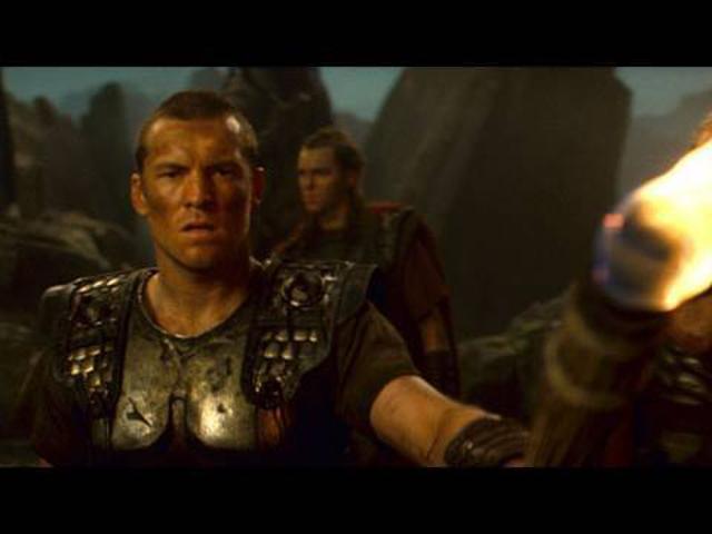FILM: A titánok harca