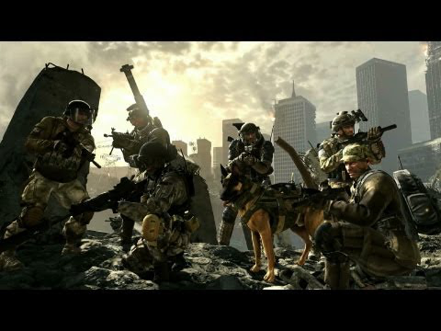 PC: Call of Duty - Ghosts