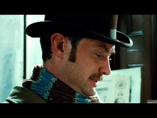 FILM: Sherlock Holmes 2. - Árnyjáték
