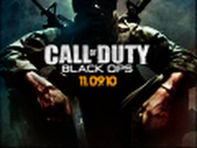 PC: Call of Duty – Black Ops