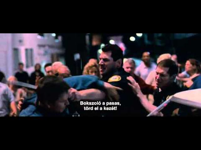 FILM: A harcos