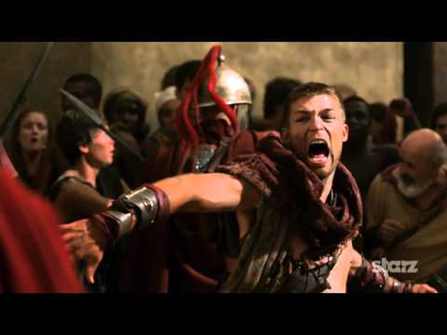 SOROZAT: Spartacus – Bosszú
