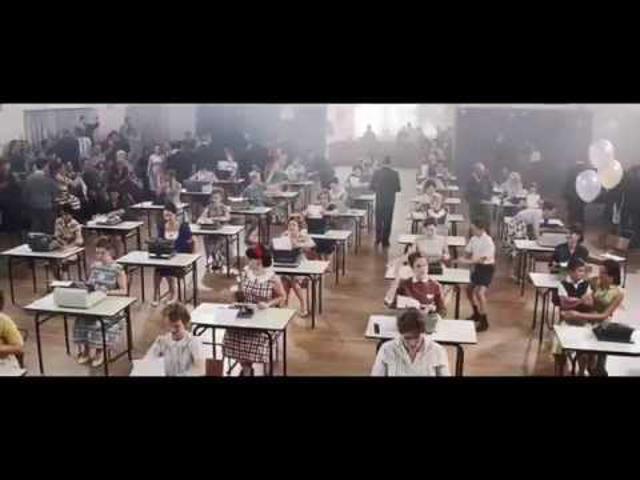 FILM: Populaire kisasszony