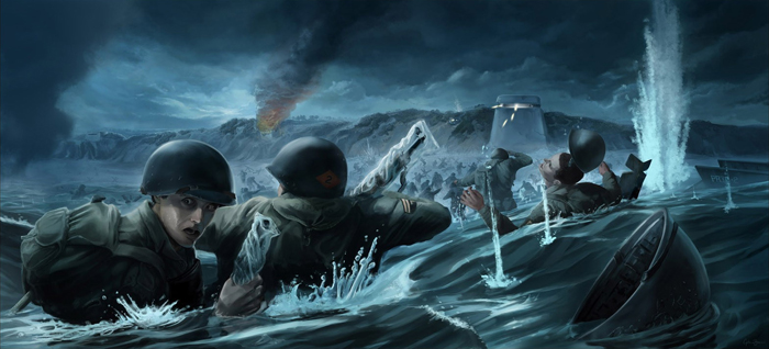 D-Day-landings painting.jpg