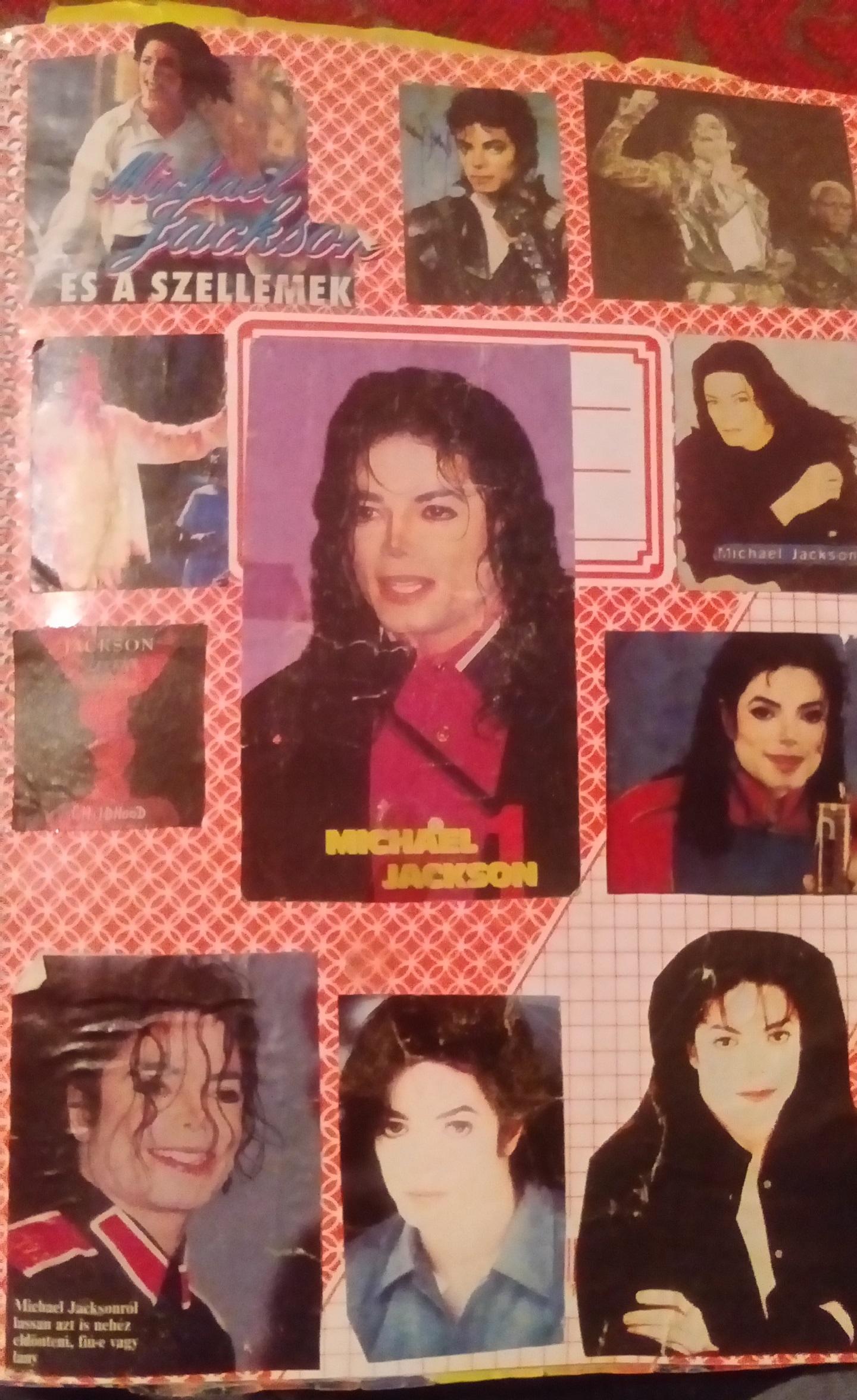 Michael Jackson látványa)