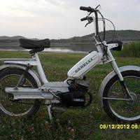Budapest-Tihany túra egy Garelli moped nyergében