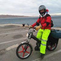 Mopeddel Görögországból Franciaországig - videó