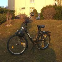 Vélosolex - A mi motorunk