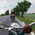 Riga mopedekkel Ausztriába? Élménybeszámoló beszélgetés Kiss Péterrel, a Riga Klub elnökével és Ragó Istvánnal, a klub oszlopos tagjával