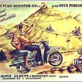 Lelkiismereti mopedgyűjtés - Flandria 037 AFA, Gilera EC1