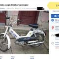 Mennyi? 30! Mi 30? Az első mopeded ára