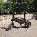 F-Wheel DYU D1 (2017) elektromos minimotor