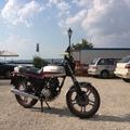 Útelágazódáshoz érkeztem - Ismét a Honda CB 125 X-ről, remélhetőleg utoljára