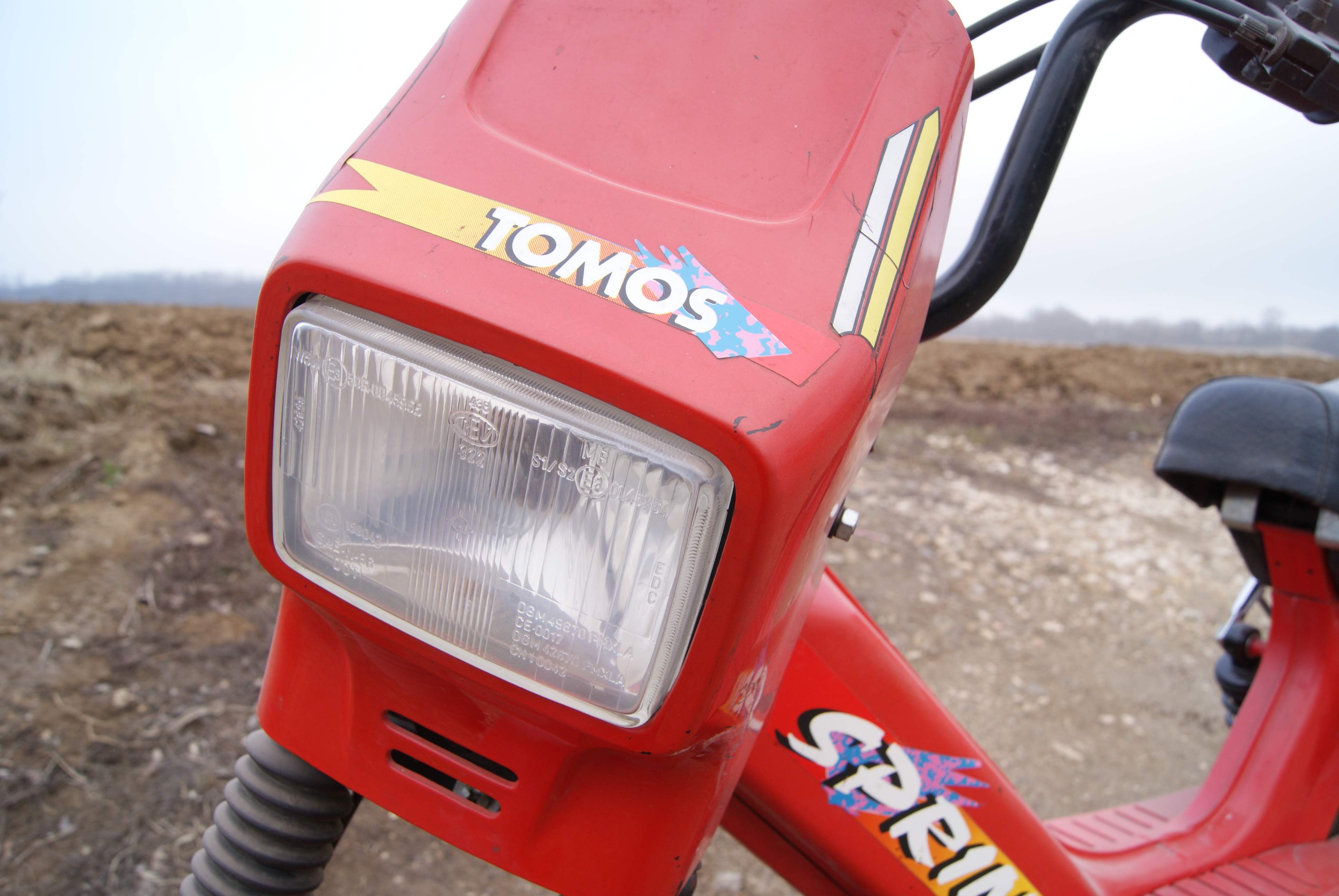 Tomos A35