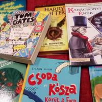 Új könyvek érkeztek iskolai könyvtárunkba - Köszönjük a Kliknek a 200ezer Ft-os támogatást!