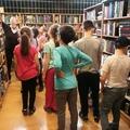 A Szabó Ervin könyvtár Füredi könyvtárában jártunk  - alsós napközis kirándulások