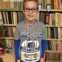 Gratulálunk ifjú úszóinknak!
