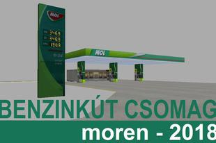LETÖLTÉS - Benzinkút csomag