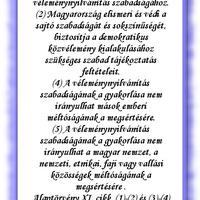 Balog Zoltán bízik Szaniszló Ferenc bölcsességében