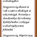 Élet a magyar ugaron