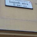 Galsai Pongrác és a Logodi utca
