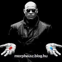 Miért épp Morpheus?