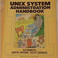 UNIX System Administration Handbook Download