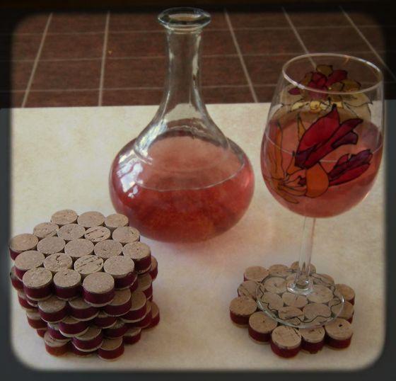 parafa poháralátét
