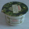 Helyi finomság: zöld dió dzsemes joghurt