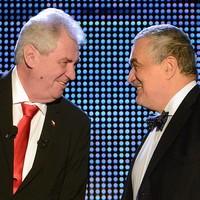 Cseh elnökválasztás: sok hűhó semmiért