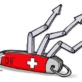Problémát okoz a svájci frank hitel Svájcban?