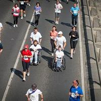 25. Nike félmaraton - Begurultunk a Suhanj! Alapítvánnyal :)
