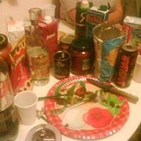 Vodka party, avagy az oroszok már a konyhában vannak