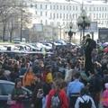 Buborék party az Arbat-on