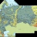 Négy Oroszország