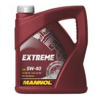 Mannol Extreme motorolaj 5W40 5L