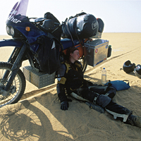 Jó tanácsok a kánikulai motorozáshoz