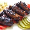 Ázsiai grillezett csirkeszárny