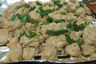 Szabadtéri csirkecurry kezdőknek