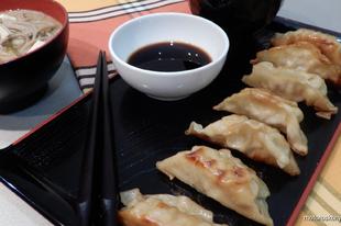 Gyoza  - avagy együnk egy fincsi japánt!