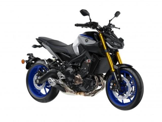 Yamaha MT 09 SP 2020 teszt.