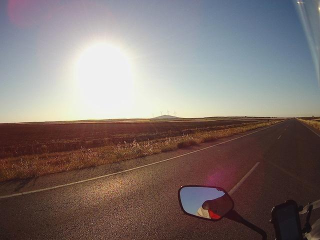 8222 kilométeres El Camino. 10.