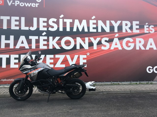 KTM 1190 ADVENTURE teszt. A világ legjobb túramotorja!!!!