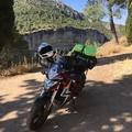8222 kilométeres El Camino. 11.