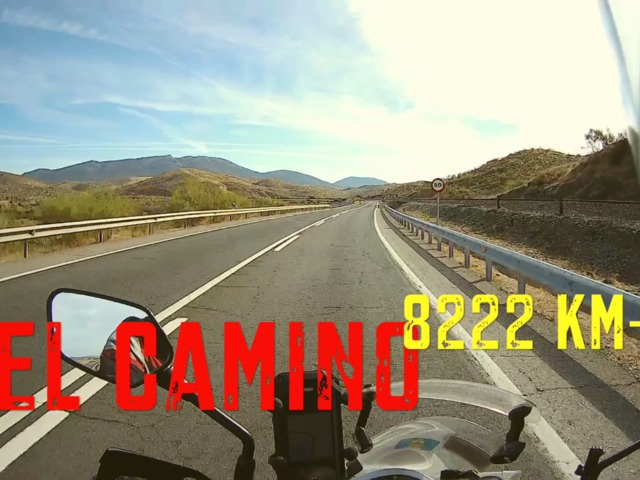 VIDEO!!! El Camino túra 2. rész.