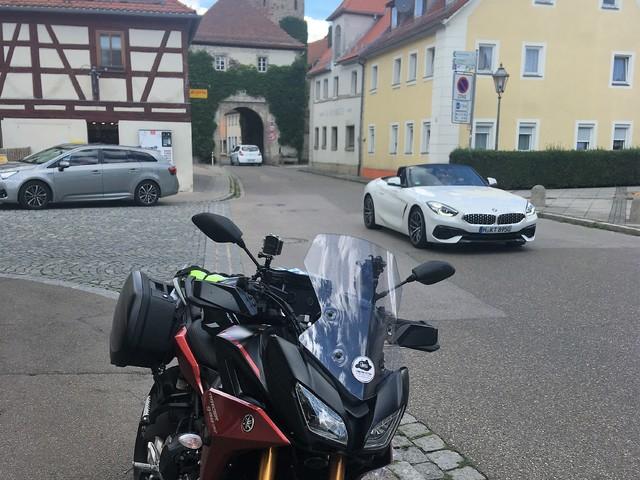Rumcájsz, sörök, kétütemű városok, Szászország, Romantikus út, 8 millió eurós Merci, és a legmagasabban lévő motor múzeum.