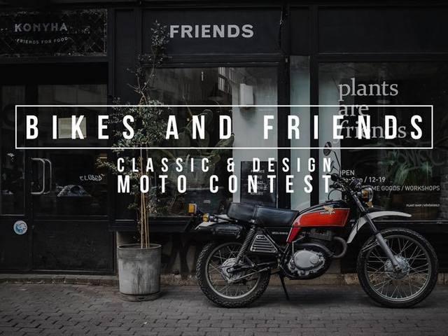 Szépségverseny motoroknak? Bikes and Friends, 2020.10.31.