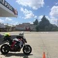 8222 kilométeres El Camino. 5.